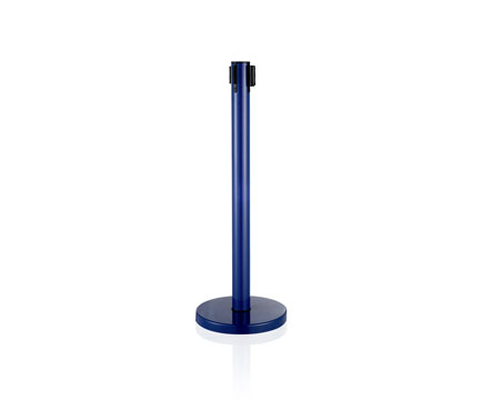 LG-B6 Blue Vip Control Crowd Queue Pole Post Pas Stanchions for Airport